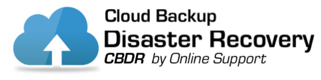 cloud backup disaster recovery CBD by Online Support