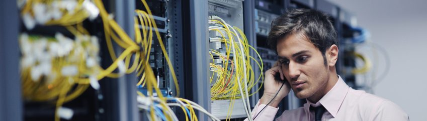 server and network monitoring server support london