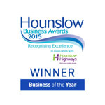 Hounslow business awards winner business of the year 2015