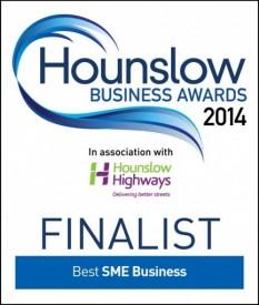 Hounslow Business Awards Finalist