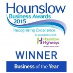 Business of The Year Winners – Hounslow Business Awards 2015