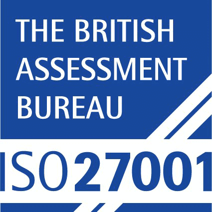 Online Support are ISO-27001 certified