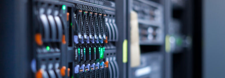 Image of server virtualization environment